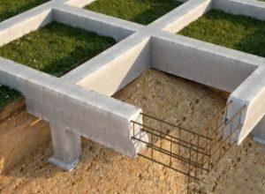 Какой тип фундамента выбрать под строительство