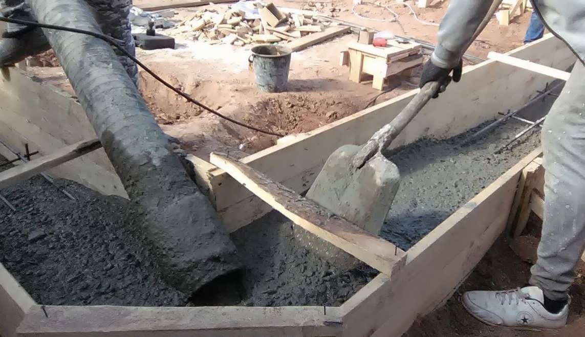 Какой бетон выбрать для заливки фундамента