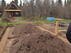 Подготовка под фундамент: правильная песчаная подушка