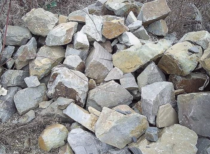 Лучший вариант камня для бутового фундамента